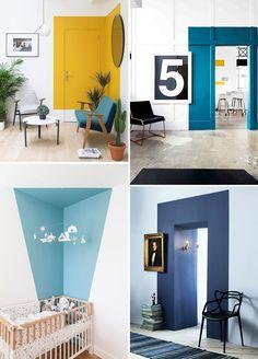 Home Room Design, Home Interior Design, Interior Decorating, House Design, Design Design, Living Room Decor, Bedroom Decor, Decor Room, Wall Decor