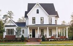 Image result for biltmore architectural shingles colors on a white vinyl two story home