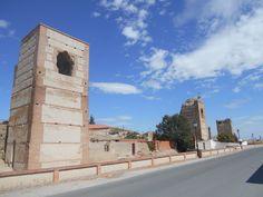 Torres entre Puertas de Arèvalo y Peñaranda.