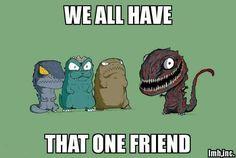 All Godzilla Monsters, Godzilla Comics, Monster Board, Old School Cartoons, Funny As Hell, King Kong, Funny Comics, Cute Drawings, Nerd