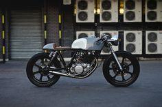 Auto Fabrica's Yamaha SR500