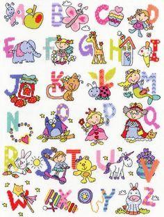 Alfabeto Infantil