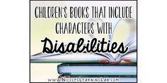 We need diverse books! These books include characters that happen have various disabilities. Improve the diversity of your classroom library and home library with these books with this book list! The list includes characters with autism, ADHD, physical… Fun Classroom Activities, Back To School Activities, Kindergarten Classroom, Classroom Ideas, Co Teaching, Teaching Language Arts, Teaching Ideas, Disability Awareness, Kids Health