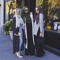 Summeralbarcha #hijabfashion