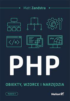 Okładka książki/ebooka PHP. Obiekty, wzorce, narzędzia. Wydanie V Php