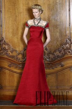 Dilek Hanif Fall-winter 2012-2013 - Couture