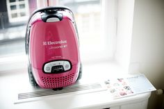 Electrolux Inspiration Showroom Passionate Pink UltraOne