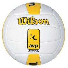 Wilson-AVP-Replica-Game-Ball #volleyball #sports