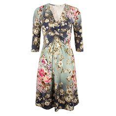 Livia Culture Flower von KD Klaus Dilkrath #kd #dilkrath #kd12 #klausdilkrath #outfit #dress #flower #rose #color #pretty #kleid #readytowear #look #office #summer