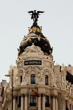 Esto es Metropolis en Madrid.