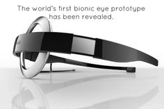In 2014 the first human trial of a bionic eye #technology #learning #games #fun explore mathnook.com