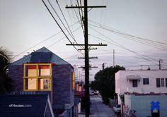 Morphosis (Thom Mayne & Michael Rotondi) /// 2-4-6-8 House /// Venice, California, USA /// 1978