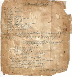 Recipes From the Saint Stanislaus Parish Polish Kitchen, Buffalo, New York - Historic Polonia District