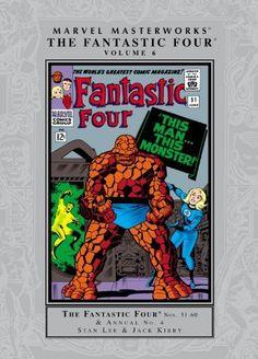Marvel Masterworks - The Fantastic Four - Volume 6 (Marvel Masterworks Fantastic Four (Quality)) by Stan Lee, http://www.amazon.com/dp/0785150609/ref=cm_sw_r_pi_dp_j2ZYqb06VJ9C5