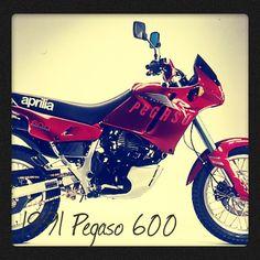 1991 #Aprilia Pegaso 600