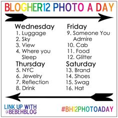 blogher12 photo a day challenge
