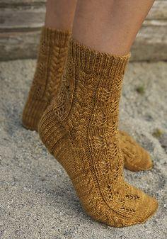 Ravelry: Granola pattern by tincanknits. These socks are wow! Pretty pretty pretty!