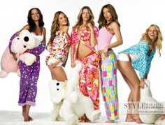 Наряды для пижамной вечеринки
