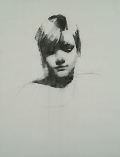 In this drawing by Tennant he shows his style of blocking out the shadows of…