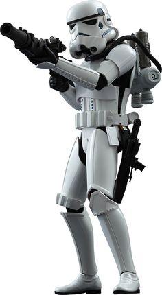 Star Wars Spacetrooper Sixth-Scale Figure #StarWars #Stormtrooper