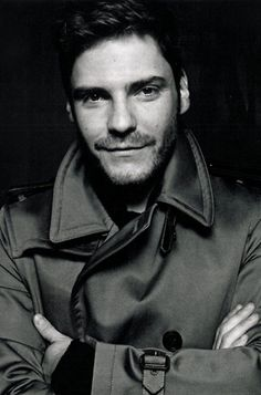 Daniel Bruhl is one of my favorite foreign actors :)