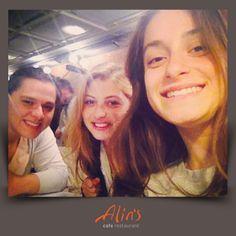 Öykü hanıma dostları ile Alins buluşmasını bizimle de paylaştığı için çok teşekkür ederiz :)