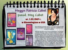 Meg Cabot (ur. 01.02.1967 r.)