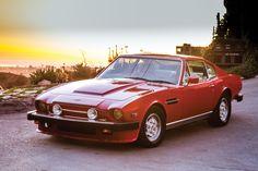 1982 Aston Martin V8 Vantage 'Oscar India'
