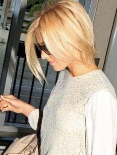 Best Straight Fine Blonde Short Hair