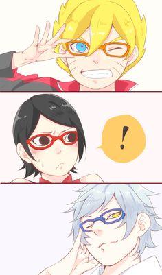 The glasses crew