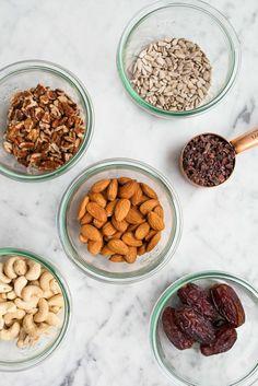 Frutos secos, meriendas, light, ideas fitness, almendras, pasas, pipas, nueces, anacardos www.PiensaenChic.com