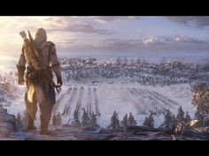 Assassin's Creed 3 - Reveal Trailer   Absolutely phenomenal gameplay coming for the new installment of Assassin's Creed. AC Native American style! And yes... that is George Washington in the trailer...