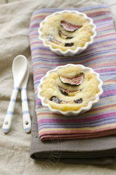 les petits plats de trinidad: Gratin de figues au mascarpone et au zeste de clém...