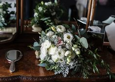 Emma and Ollie's love and laughter-filled wedding at Clonabreany House Confetti, Real Weddings, Laughter, Table Decorations, Elegant, Flowers, House, Home Decor, Style