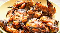 Craving spice? You got it! This Jamaican jerk chicken recipe is powerfully spicy. Delicious when served over fried plantains.