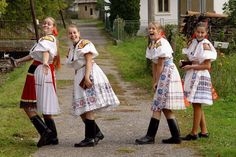 Obec Dolné Mladonice - Okres Krupina | Kroje