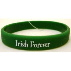 St. Patrick's Day Irish Forever Bracelet