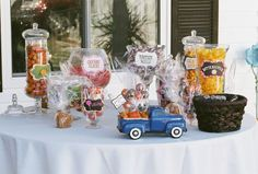 My Candy Table...