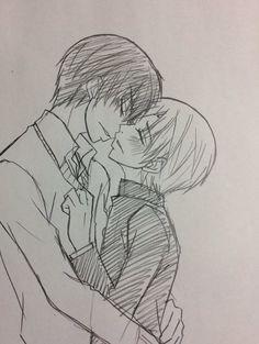 Sekaiichi Hatsukoi (世界一初恋) - Masamune Takano x Ritsu Onodera (TakaRitsu) (高律) - back in high school - (@yukarikoume) | Twitter