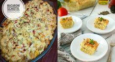 Makaroni juga memiliki rasa yang unik dan tekstur yang kenyal. Snack Recipes, Dessert Recipes, Cooking Recipes, Snacks, Macaroni Schotel Recipe, Macaroni Recipes, Snap Food, Diy Food, Macaroni And Cheese