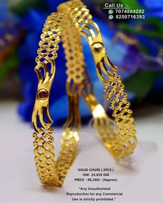 Gold Jewelry In Nepal Plain Gold Bangles, Gold Bangles For Women, Gold Bangles Design, Gold Earrings Designs, Gold Jewellery Design, Gold Jewelry For Sale, Gold Jewelry Simple, Gold Choker Necklace, Gold Bangle Bracelet