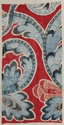 India cloth from the 18th century