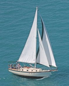 Pacific Seacraft Orion 27 Sailboat