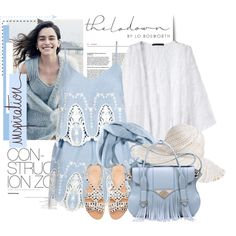 Sem título #2156 by bellerodrigues on Polyvore featuring moda, Boohoo, Zara, Ella Rabener, BCBGeneration and H&M