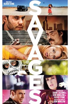 Savages - Movie Trailers - iTunes (very weird, but actiony)