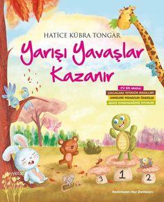 Yarışı Yavaşlar Kazanır - Hatice Kübra Tongar Fictional Characters, Baby Books, Quotes, Travel, Noel, Quotations, Viajes, Qoutes, Trips