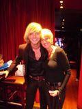 Me and Keith Harkin, Hard Rock Atlanta