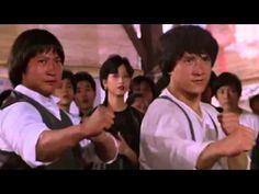 Project A .  Jackie Chan , Yuen Biao  ,Sammo Hung