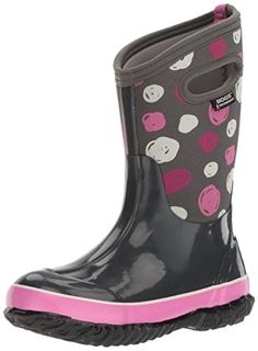 eb8f7d5edcf9 Bogs Classic High Waterproof Insulated Rubber Neoprene Rain Boot Snow