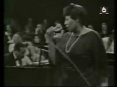 Ella Fitzgerald How High is the moon - YouTube